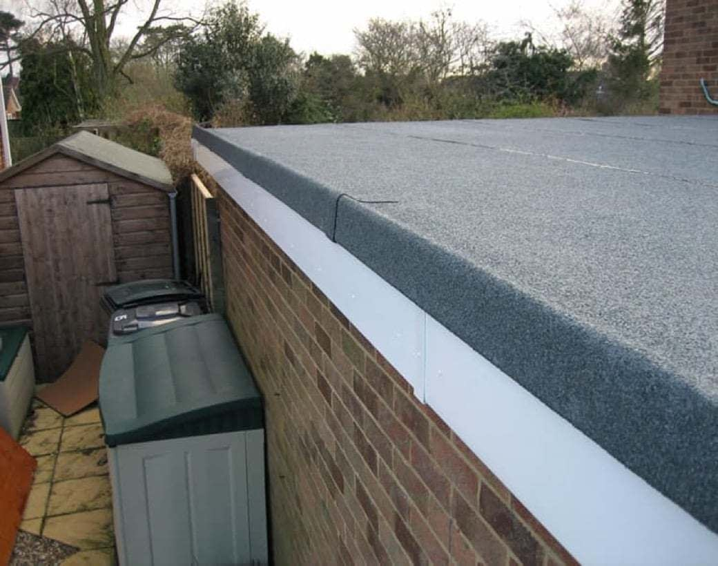 Flat Roofing Dublin Tar and Chip