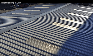 Roof Cladding in Cork