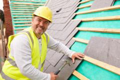repairing a roof in Cork